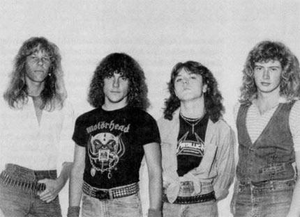¿Metallica o Megadeth?. - Página 3 Metallica-1981