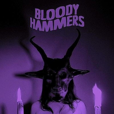 BLOODY HAMMERS CD COVER