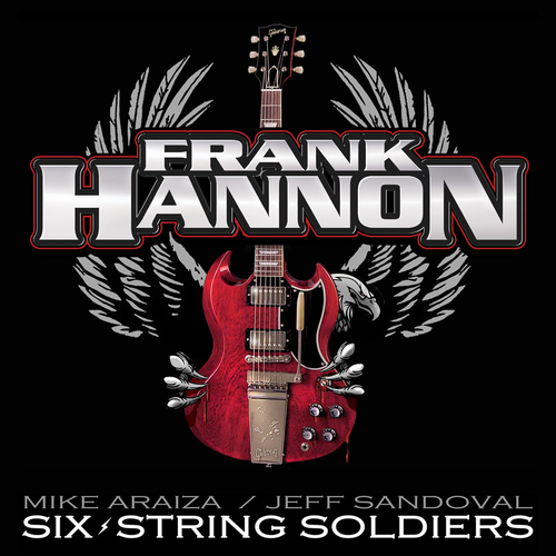 FRANK HANNON CD COVER
