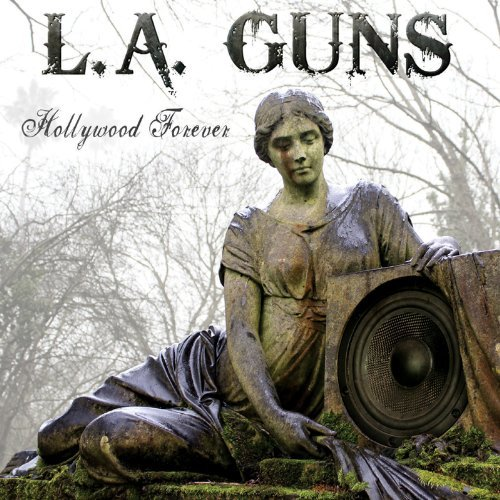 LA GUNS CD COVER