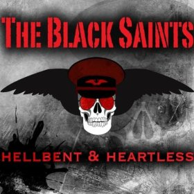 THE BLACK SAINTS CD COVER