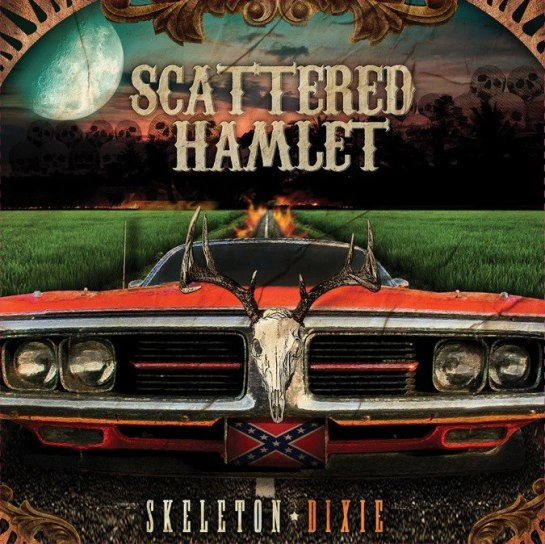 Scattered Hamlet - Skeleton Dixie CD cover