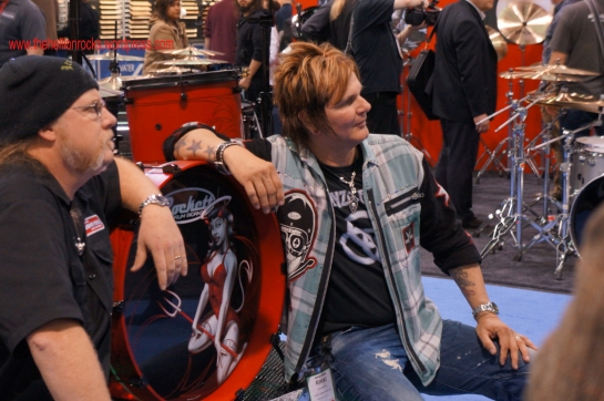 Rikki Rockett - Rockett Drum Works