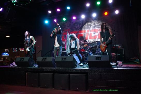 Sunset Riot LIVE!!!