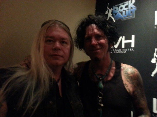 the Hellion and Tracii Guns