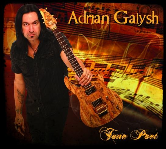 Adrian Galysh Tone Poet Cover