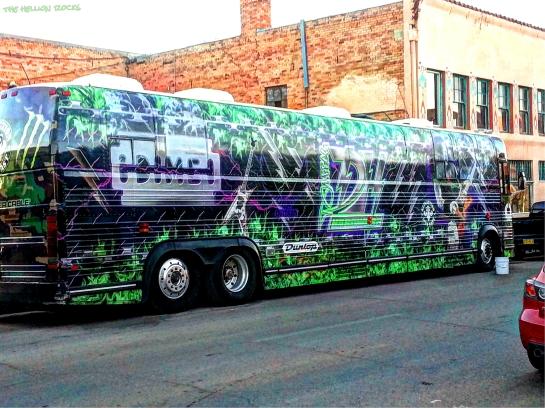the Dime bus!