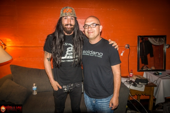 Matt DiRito and Mike Araiza