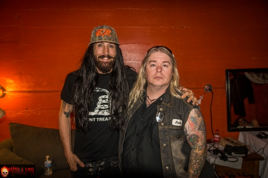 Matt DiRito and the Hellion